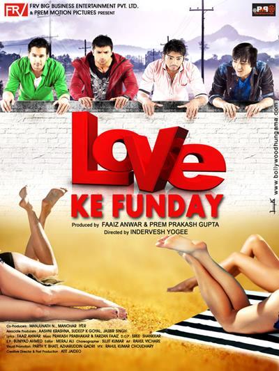 Love Ke Funday 2016 full movie