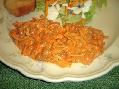 Margaret's Morsels | Oodles of Noodles Lasagna