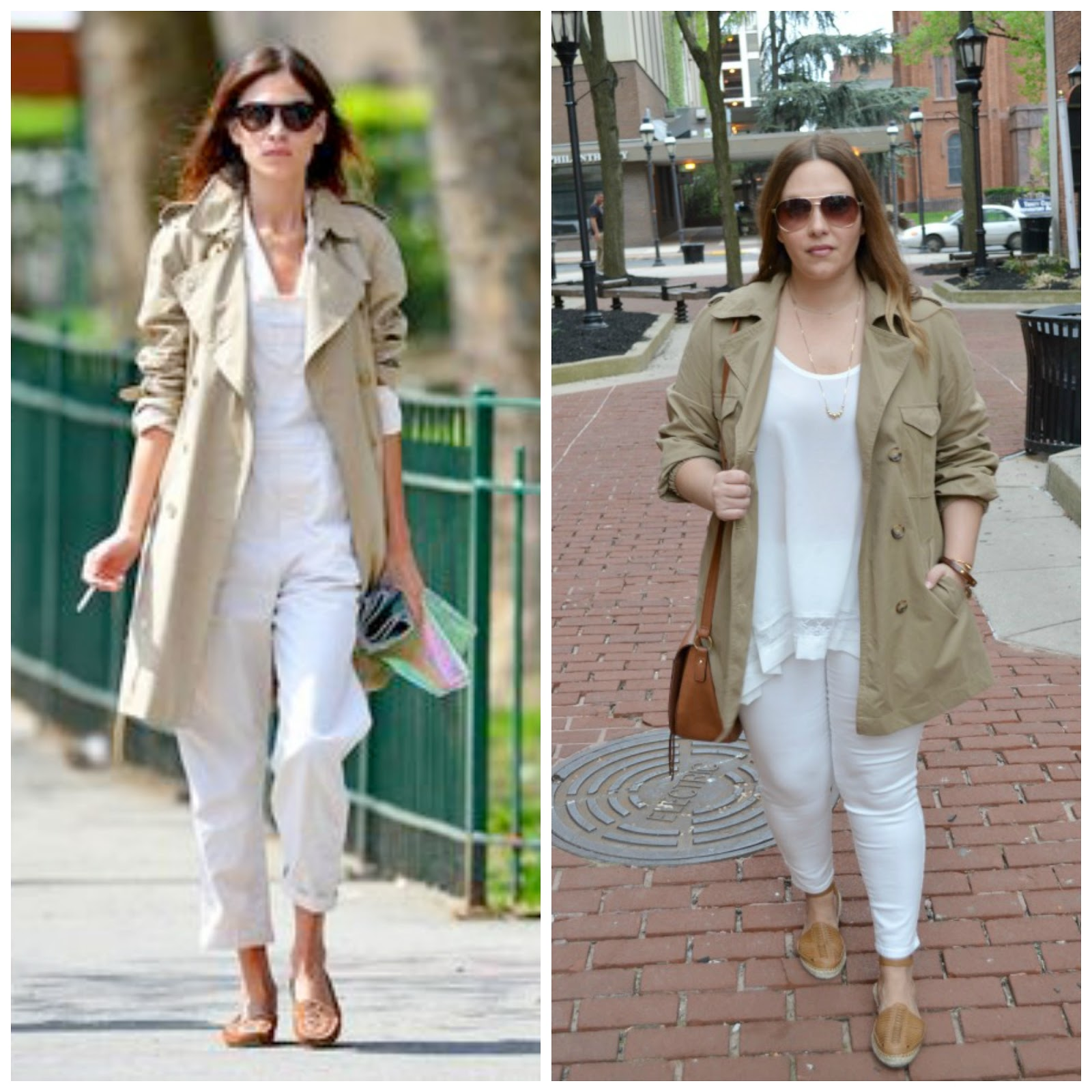 613bc389d31f Hollywood to Housewife: Head to Toe White - Mommy In Heels