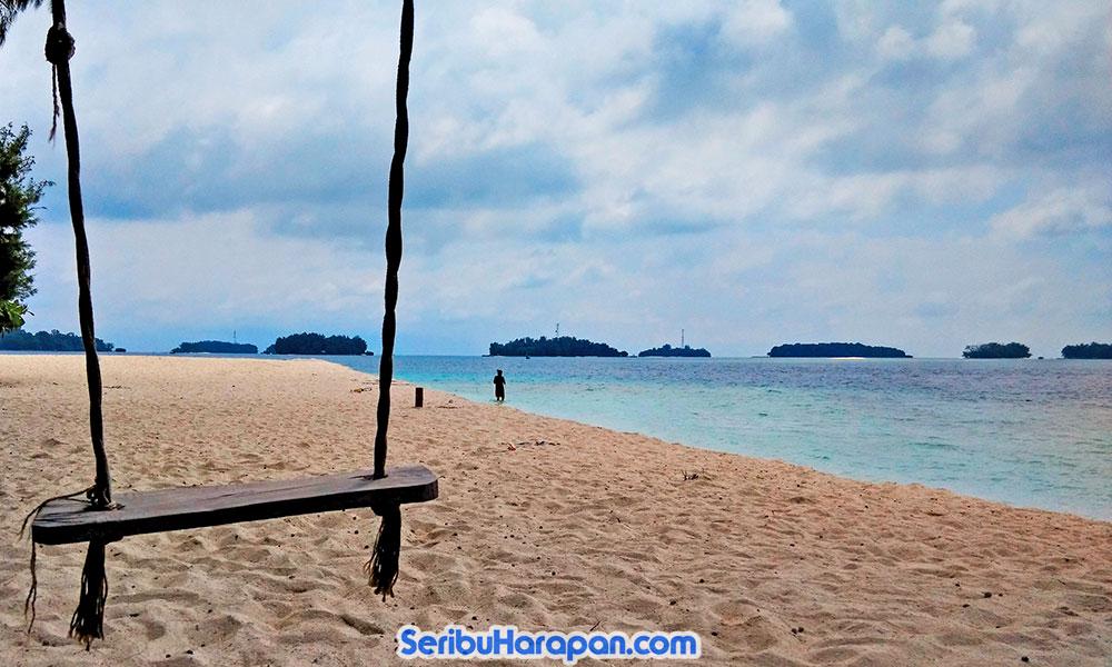 Island Hopping di Pulau Harapan 2D 1N ~ Wisata Pulau ...