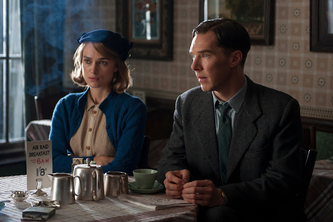 Joan and Alan Turing