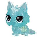 Littlest Pet Shop Series 4 Frosted Wonderland Tube Maine Coon Cat (#No#) Pet