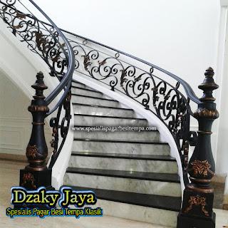 Tangga Layang Basi Tempa, motif railing tangga klasik design railing tangga klasik railing tangga klasik