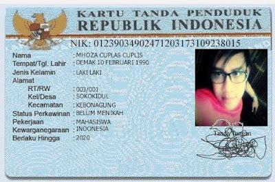 Cara Membuat KTP Indonesia Online Secara Gratis dan Mudah