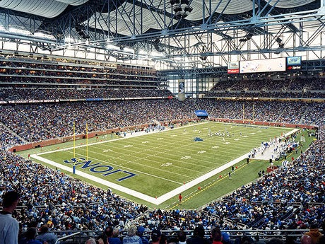 Detroit Lions Luxury Suites For Sale, Single Game Rentals, Ford Field, 2018