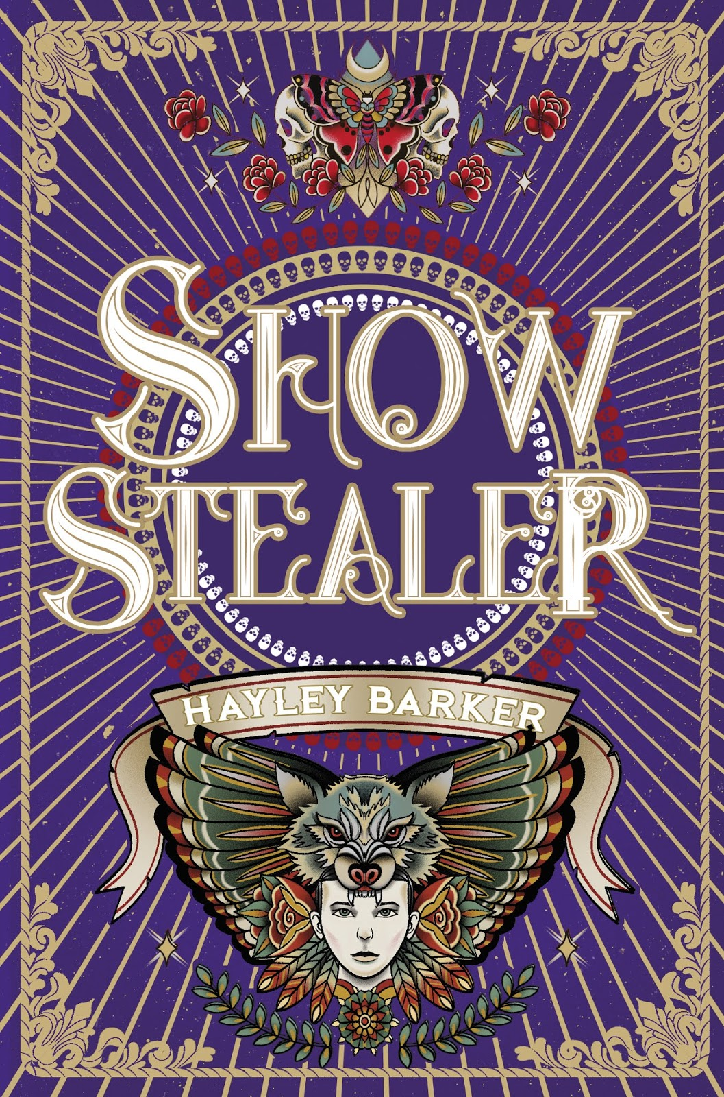 Show Stealer by Hayley Barker