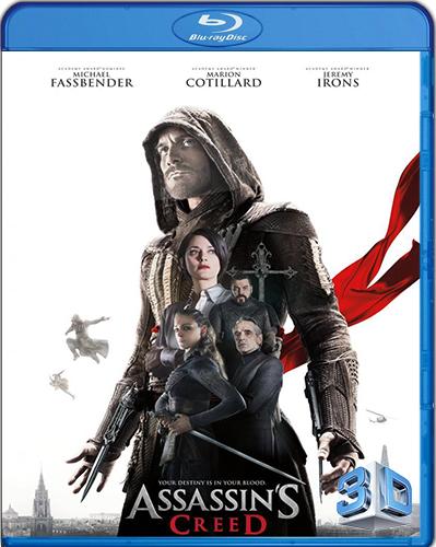 Assassin's Creed [2016] [BD50] [Latino] [3D]