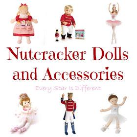 Nutcracker dolls and accessories