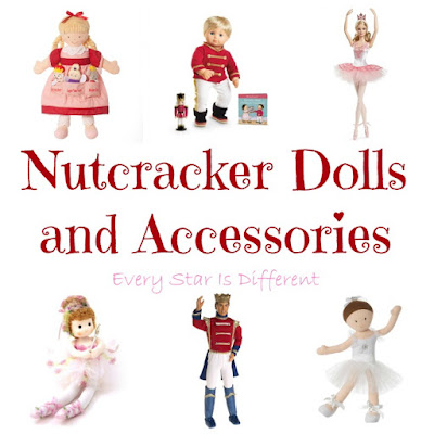 Nutcracker dolls and accessories