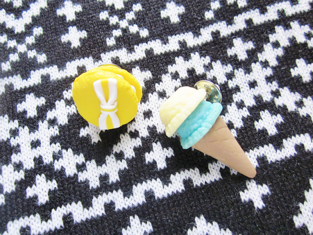 DIY Decoden Pins