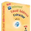 Extract Data from Web by Internet Email Extractor