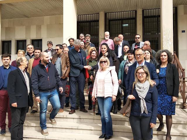 Γιώργος Ζάψας: Με ήθος, χωρίς κραυγές και εντυπωσιασμούς, καθημερινά παρόντες μέσα από το πρόγραμμά μας