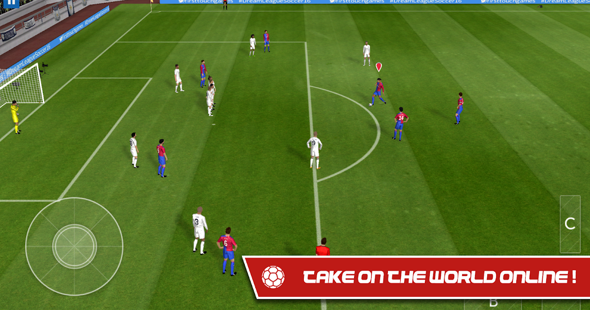 Dream League Soccer MOD Unlimited Coins v4.02 Apk Terbaru ...