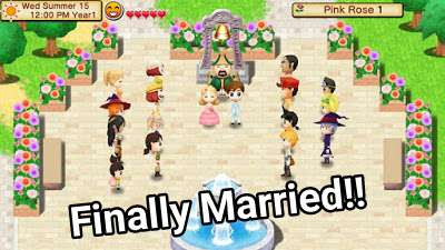How to Get Married in HM: SoM