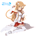 Tags: Render, Animal Ears, Dress, Full body, Nekomimi, Skirt, Stockings, Sword Art Online, Thigh Highs, Yuuki Asuna