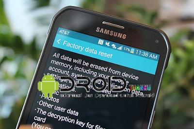 Cara Mengatasi Sinyal Hilang di Samsung