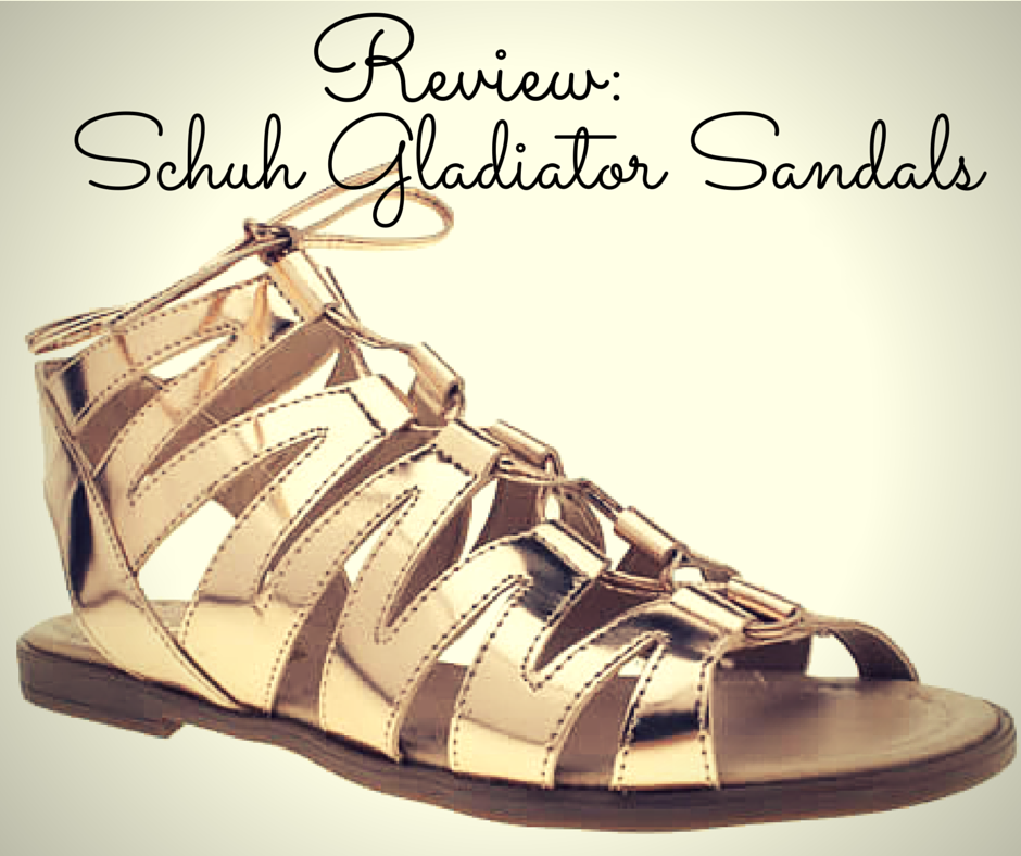Review Schuh Gladiator Sandals