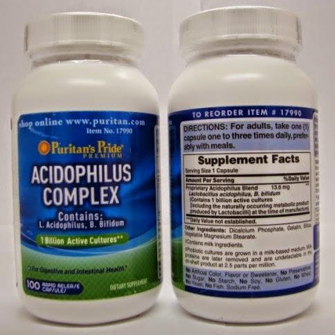 Acidophilus Lactobacillus Yeast Infection Guide