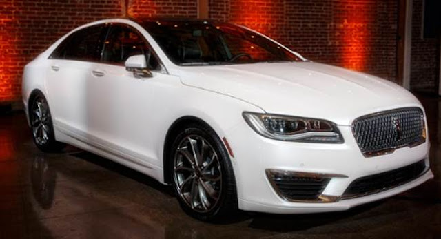 2018 Lincoln MKZ Redesign