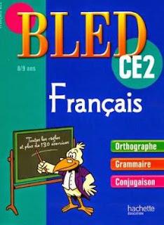 Télécharger Livre Gratuit Bled Français CE2 orthographe grammaire conjugaison pdf