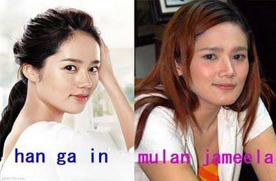 Mulan Jameela - Han Ga In