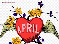 Kumpulan Kata Kata Ucapan Selamat Datang Bulan April terbaru