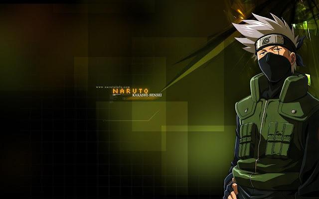 Hình nền Kakashi Hatake cực ngầu và đầy phong cách