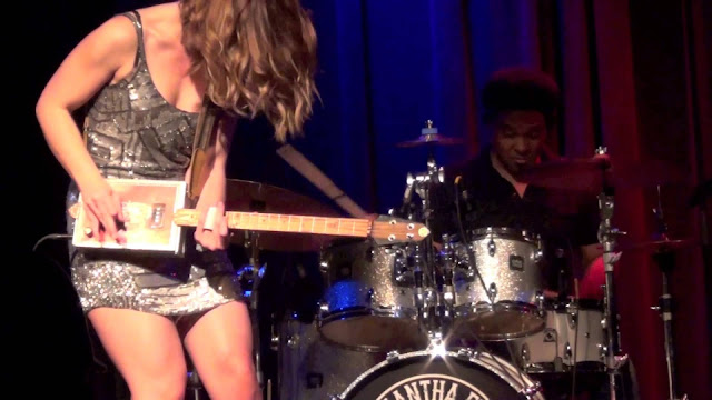 Samantha fish: PLACE TO FALL
