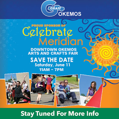 Join Us For Celebrate Meridian On June 11th