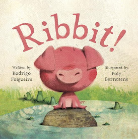 Ribbit! - Children's Picture Book