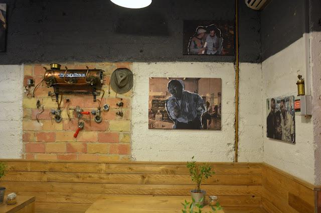 Tamp and Pull Espresso Bar - Budapešť