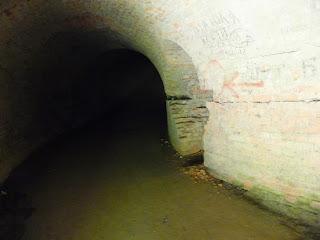 Тараканівський (Дубенський) форт. Несчисленні коридори форту