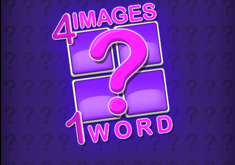 Free Play 4 Images 1 Word online game