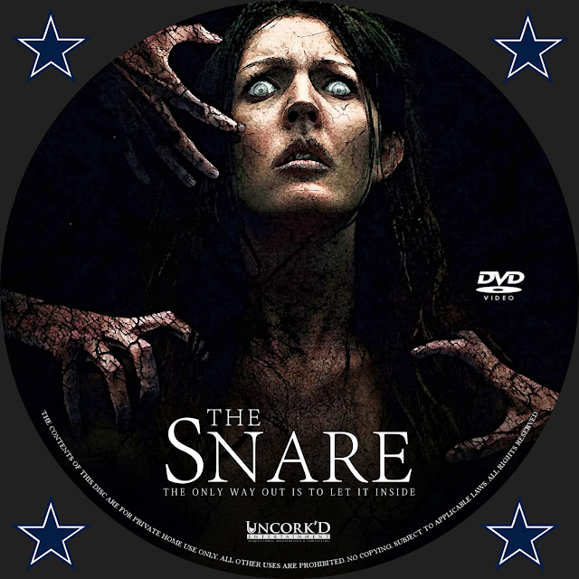 The Snare DVD Label