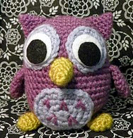 http://www.ravelry.com/patterns/library/purple-plush-owl