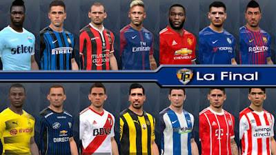 PES 2017 TricolorPES Patch 2017 La Final Season 2017/2018