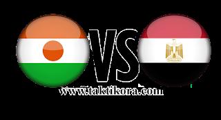 مباراة مصر والنيجر بث مباشر اليوم