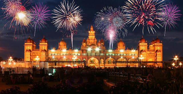 Voyage mysore ville en Inde du sud