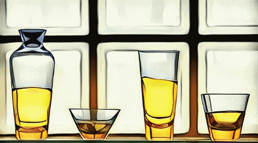 стакани