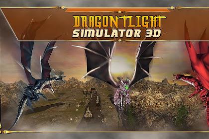 Dragon Flight Simulator 3D v 1.5 (Mod Money)