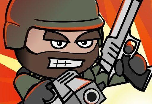 Mini Militia GOD MOD Apk v4.3.3 Download [GOD MOD, Unlimited Everything]