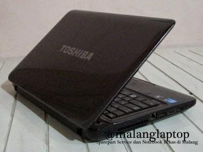 Laptop Second Toshiba L645