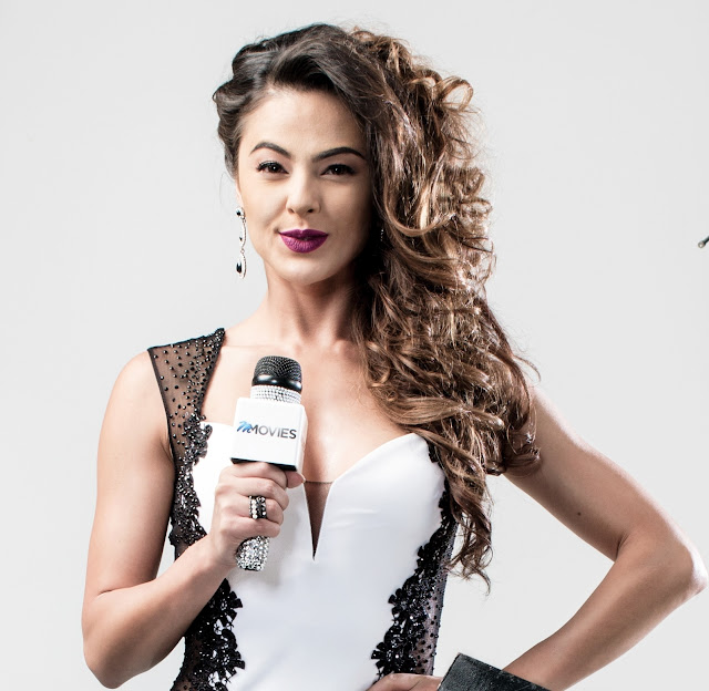 Tv with thinus m net movies 39 lalla hirayama doing 90th oscars red carpet coverage m net movies - Oscars red carpet coverage ...