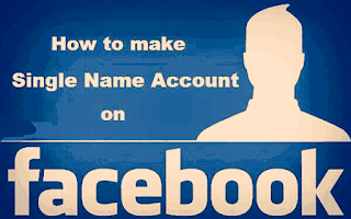 How To Make Stylish Single Name I'd On Facebook 2017 - 2018
