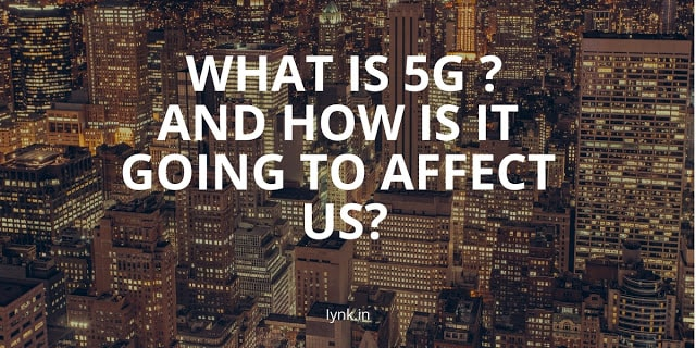 5G | Information about 5G