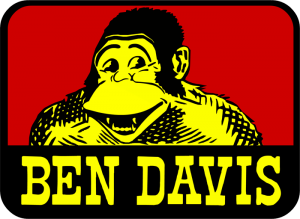 Ben Davis ロゴ