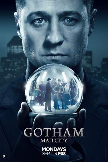 Gotham 3ª Temporada Torrent – WEB-DL 720p Dual Áudio