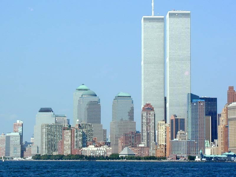 twin towers - photo #4