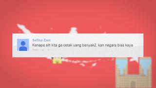 Pertanyaan Safina