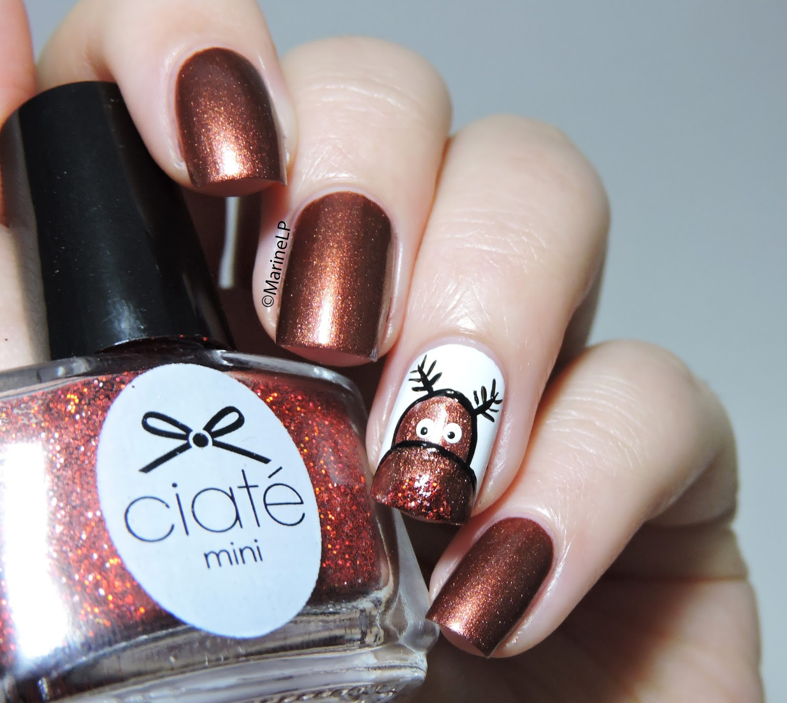 Nailstorming - Animaux de Compagnie - Marine Loves Polish